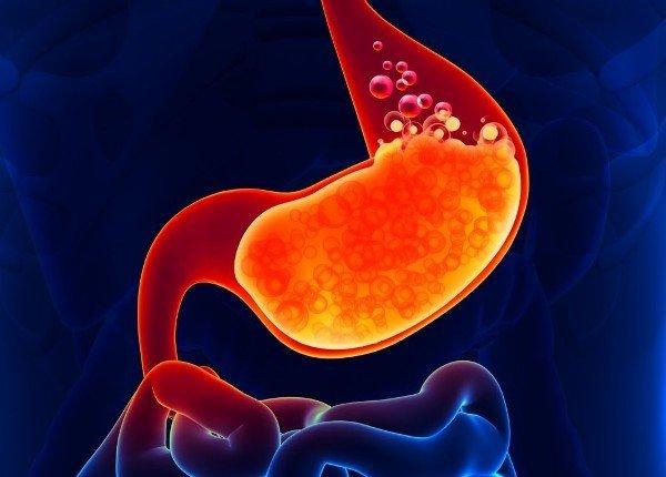 Диета при гастрите с повышенной кислотностью желудка - что можно и нельзя есть