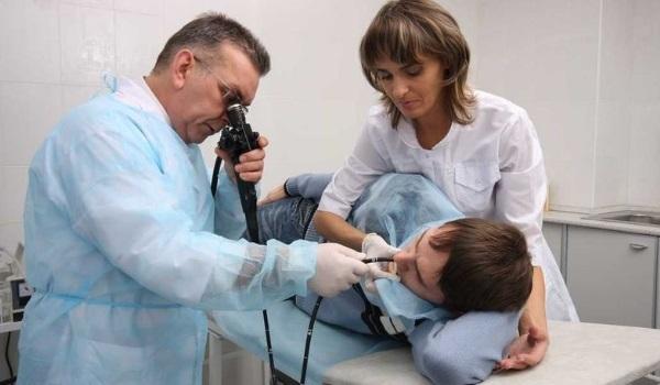 Алгоритм подготовки больного пациента к ФГДС (фиброгастродуоденоскопии)