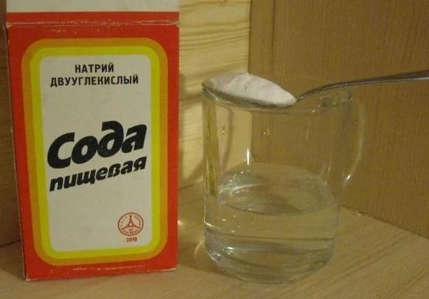 Сода от изжоги: как разводить и принимать